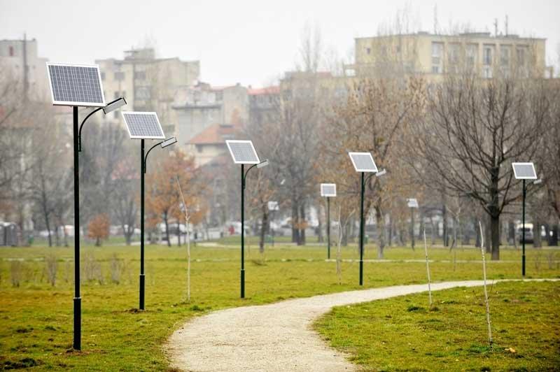 Καθαρισμός, συντήρηση φωτοβολταϊκών πάρκων